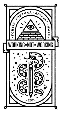 Working_Not_Working - Kevin Moran // Illustration + Design // Toronto
