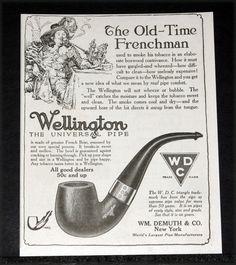 Vintage WDC advert.