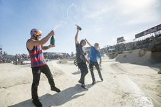 Red Bull Dirt Conquers - Highlighs