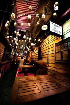 Chuckle Park Bar in Melbourne Melbourne Restaurants, Melbourne Food, Sangria, Tequila, Bar, Drinks, Projects, Australia, Sign