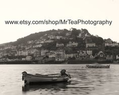 Stunning photograph of a boat called 'The mayor Of Monkey Town' Dartmouth by MrTeaPhotography, £10.00