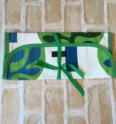 Verdi Designer Change Mat , Portable Travel Change Mat for Baby Nappy Changes - Green Lollipop Tree