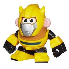 Boneco Hasbro Mr. Potato Transformers Bumblebee