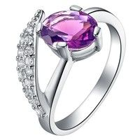 I think you'll like 18K White Gold Plated Cocktail Ring  Art. SC-RJ281. Add it to your wishlist!  http://www.wish.com/c/52fd20dbb9ee845ec171bbc5