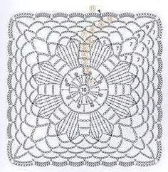 Colorful Crochet Dress + Diagrams