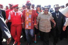Tsvangirai, Khupe draw daggers over coalition - NewsDay - http://zimbabwe-consolidated-news.com/2017/02/03/tsvangirai-khupe-draw-daggers-over-coalition-newsday/