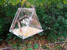 CD Jewel Case Birdfeeder  Good Scout or Girl Scout project!