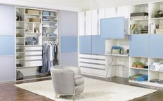Option 2 Andreas Closet   California Closets   (Not Necessarily For Color  Or Layout) I Love Their Options For Hardware And Lucite.