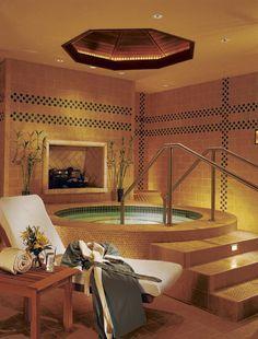 The Ritz-Carlton Lodge, Reynolds Plantation - Relaxation Lounge at The Ritz-Carlton Spa