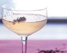 Romantic Lavender Cocktail. MUST make.
