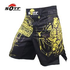 Fitness & Body Building Strict Mma Fitness Pattern Thai Boxing Sports Mma Shorts Tiger Muay Thai Clothing Fight Shorts Pretorian Kickboxing Shorts Mma High Quality Materials