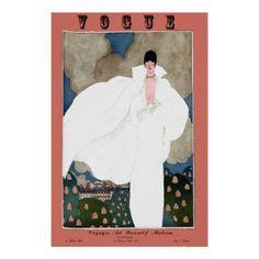Paris Fashion 1920s Posters   Zazzle.com.au