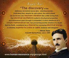 Nikola Tesla Notes