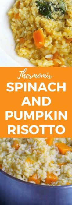 This Thermomix risotto is quick, easy and full of yum! This Thermomix risotto is quick, easy and full of yum! Easy Healthy Recipes, Lunch Recipes, Easy Meals, Cooking Recipes, Quick Vegetarian Recipes, Thermomix Recipes Healthy, Lunch Meals, Drink Recipes, Gnocchi Recipes
