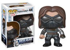 Pop! Marvel: Capt. America Movie 2 - Winter Soldier | Funko
