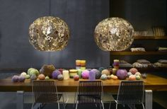Bubble Lamp by Missoni Home Living Room Lighting, Modern Interior Design, Home Collections, Home Decor Accessories, Missoni, Beautiful Homes, Furniture Design, Bubbles, Table Decorations