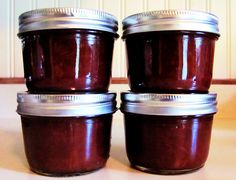 Vanilla Rhubarb Jam | Sweet Domesticity