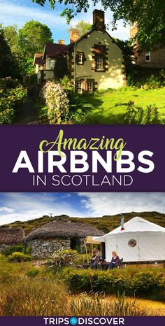 10 Airbnbs in Scotland That Will Have You Planning a European Vacation ASAP 11 Amazing Airbnbs in Scotland Scotland Vacation, Scotland Road Trip, Scotland Travel, Ireland Travel, Visiting Scotland, Scotland Hiking, Inverness Scotland, Places To Travel, Places To See