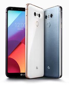 PcPOwersTechnology: Το LG G6 με αρχική τιμή από 700 ευρώ στην Ευρώπη