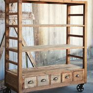 The Park Hill Collection | Wholesale Farm-inspired furniture showcased on Hot Market Finds Supplier Spotlight