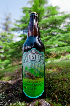 The Whistler Brewing Co's 2012 spring seasonal  - Cheakamus Chai-Maple