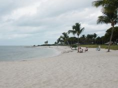 Sombrero Beach, Marathon Florida - A favorite dolphin watching place