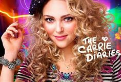 #The Carrie Diaries The Carrie Diaries, 80s Fashion, Curls, Dreadlocks, Wonder Woman, Hair Styles, Beauty, Color, Hair Plait Styles
