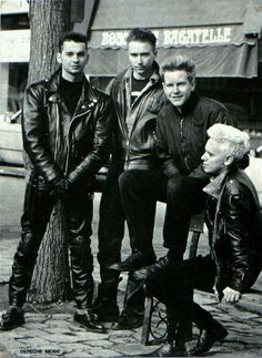 ~ † The Early Great Years Of Depeche Mode †