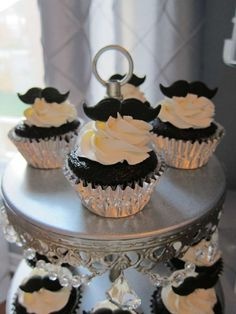 We MUSTACHE You To Party | CatchMyParty.com