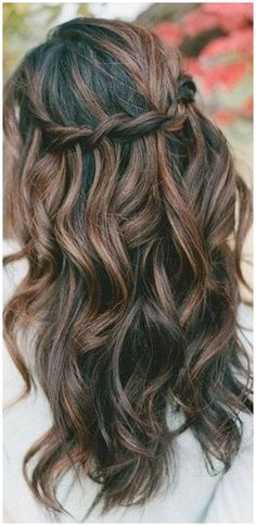 Our Favorite Wedding Hairstyles For Long Hair ? See more:   #StylishBraidStyles #StylishBraid click now to see more...