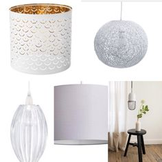 If looking to change the look of a room without getting an electrician in, pendant lighting is a great solution. Here are 5 shades for less than Benhavis Acrylic for those looking to maximise l… For Less, Pendant Lighting, Shades, Room, Home Decor, Bedroom, Decoration Home, Room Decor, Rooms