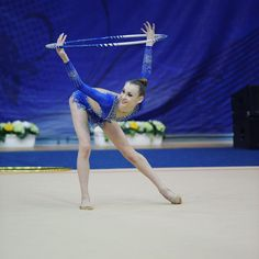 Ekaterina Vidgof (Russia), hoop 2016