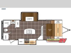 New 2016 Prime Time RV Tracer Air 238AIR Travel Trailer at Southern RV | Biloxi, MS | #019446