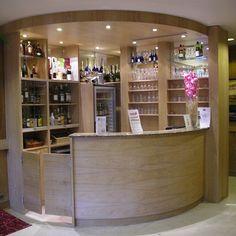 Banque d'Accueil / Bars - Comptoir réf. AG015 | POITOUX