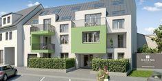 Kagranerplatz 22 in Wien 22 Modern Design, Mansions, House Styles, Home Decor, Decoration Home, Manor Houses, Room Decor, Contemporary Design, Villas