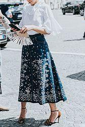 Paris Haute Couture I