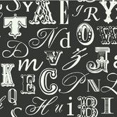 """Found it at Wayfair - Risky Business Word Play  27' x 27"""" Text Wallpaper"""