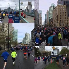 #healthylifestyle - participating in public run is better than running alone. I have been participated in vancouver annually Sun Run over 10 years. It is the first public 10k run event in spring. Without participating the first 10k run, I am not able to run with other public run events in Vancouver after. The reason is simple. I can run short distance nearby myself but I could not run 10k myself alone.  Running alone is harder than running with a group. Most of people run a few days, then…