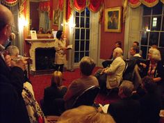 Aoi Matsushima reading at the launch of 'Said and done', our anthology, at Keats House, London Brittle Star, Star Magazine, Product Launch, London, Reading, House, Home, Reading Books, Haus