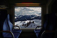 Tirol, Austria by train