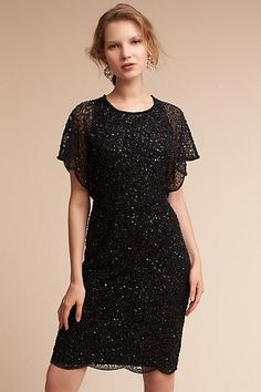 Anthropologie Elin Wedding Guest Dress