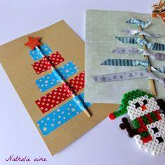 Nathalie M: Noël à l'atelier