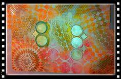 Gold circles a la Roben-Marie Smith.