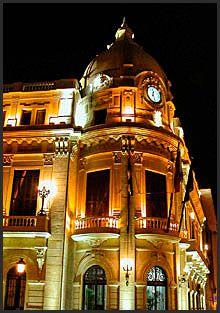 Ayuntamiento de Ceuta Spain Holidays, North Coast, Cadiz, Mediterranean Sea, Spain Travel, Hiking Trails, Morocco, Big Ben, Traveling By Yourself