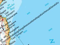 Taumatawhakatangihangakoauauotamateaturipukakapikimaungahoronukupokaiwhenuakitanatahu is the 85 letter Māori name for a hill, 305 metres high, overlooking Hawke Bay, New Zealand.