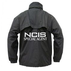 Back Print MMM Merchandising NCIS Mens Go Navy Polo
