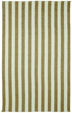 Sophisticated Stripes for indoors or out - the new Grassy Island collection!