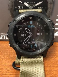 Garmin Tactix Charlie Multifunction GPS Watch - Black for sale online High End Watches, Watches For Men, Gps Watches, Hand Watch, Mechanical Watch, Beautiful Watches, Diamond Design, Automatic Watch, Watch Brands