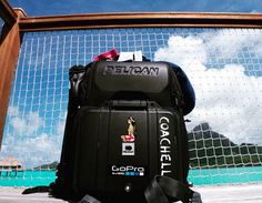 #Pelican gear travels in style. Great shot from Justin Dolan.
