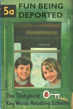 Ladybird Books, Funny Images, Funny Photos, Stories For Kids, Twisted Humor, Book Title, Comic Page, Children's Books, Story Books